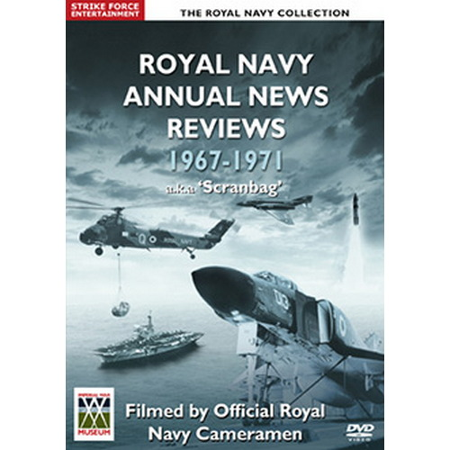 Royal Navy - Annual News Reviews 67-71 (DVD)