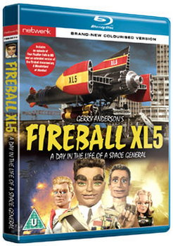 Fireball XL5 - A Day In The Life Of A Space General (Blu-Ray)