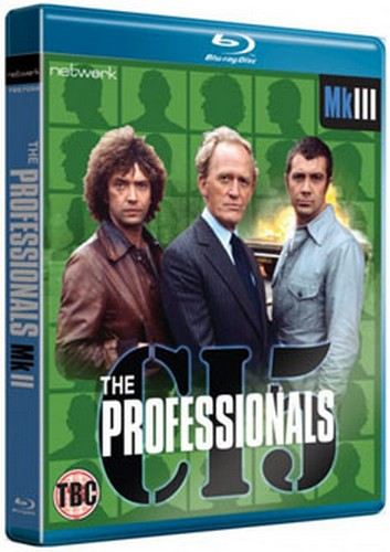 The Professionals: MkIII (1978) (Blu-ray)