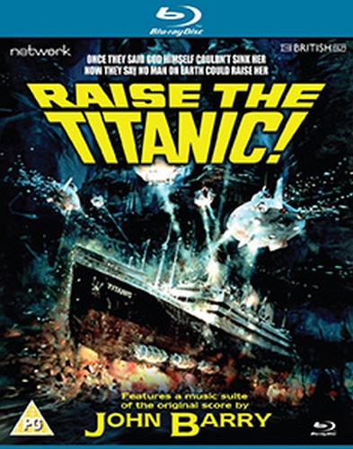 Raise the Titanic (Blu-ray)