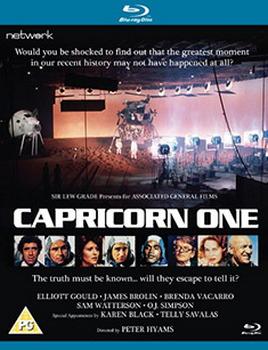Capricorn One [Blu-ray]