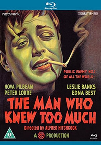The Man Who Knew Too Much (1934) (Blu-ray)
