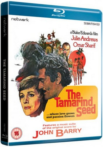 The Tamarind Seed [Blu-Ray] (DVD)