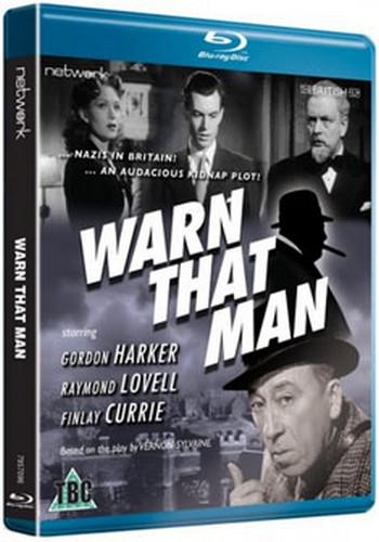 Warn That Man (1943) (Blu-ray)