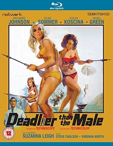 Deadlier Than the Male (1966) (Blu-ray)