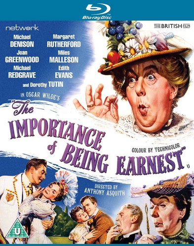 The Importance of Being Earnest [Blu-ray] (Blu-ray)