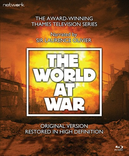 The World at War: The Complete Series [Blu-ray] (Blu-ray)