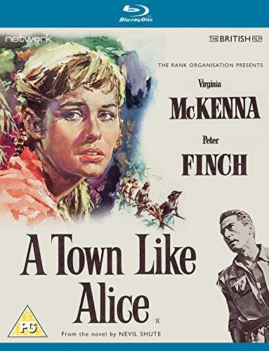 A Town Like Alice [Blu-ray] (Blu-ray)