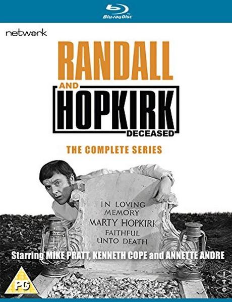Randall And Hopkirk (Deceased): The Complete Series  (Blu-ray)