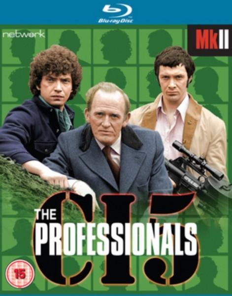 The Professionals Mk II [BluRay]