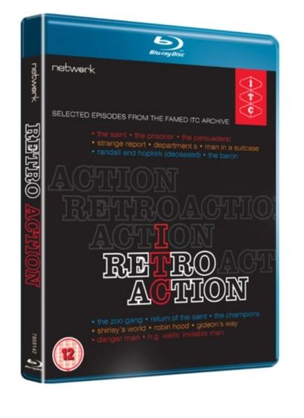 retro-ACTION! (Blu-ray)