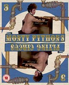 Monty Python's Flying Circus: The Complete Series 3 (Blu-Ray)