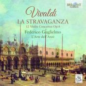 Vivaldi: La Stravaganza - 12 Violin Concertos (Music CD)