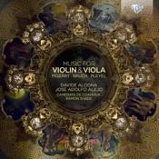 Music for Violin & Viola (Music CD)