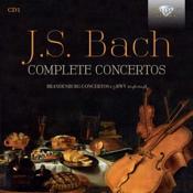 J.S. Bach: Complete Concertos (Music CD)