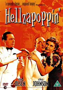 Hellzapoppin (DVD)