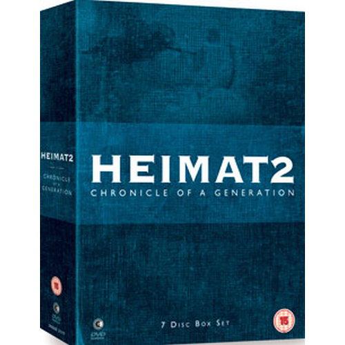 Heimat 2: A Chronicle Of A Generation (7 Disc) (DVD)