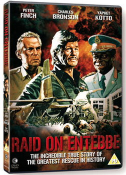 Raid On Entebbe (DVD)