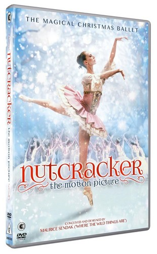 Nutcracker: The Motion Picture (DVD)