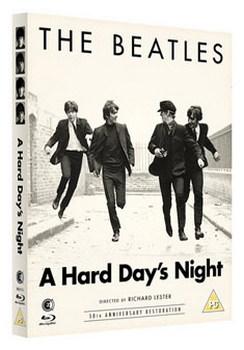 A Hard Days Night - 50Th Anniversary Restoration (BLU-RAY)