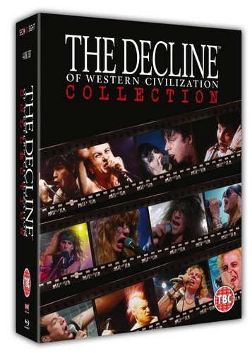 The Decline of Western Civilization Collection: 4 Disc Box Set (Blu-ray)