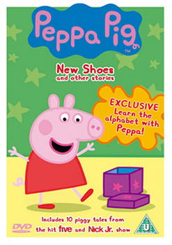 Peppa Pig - New Shoes And Other Stories (DVD)