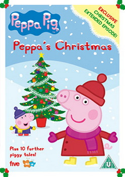 Peppa Pig - Peppas Christmas (DVD)