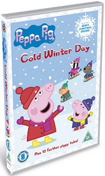Peppa Pig - Cold Winter Day / Peppa Christmas Special (DVD)