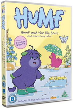 Humf And The Big Boots (DVD)