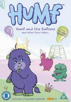 Humf Volume 1 - Humf And The Balloons And Other Furry Tales (DVD)