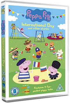 Peppa Pig Vol. 15 - International Day (DVD)