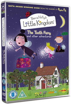 Ben And Holly'S Little Kingdom - The Tooth Fairy (Vol. 3) (DVD)