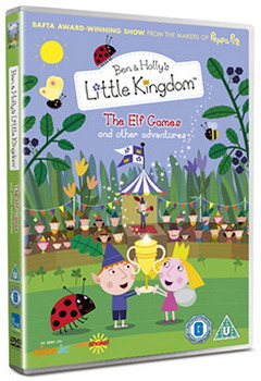 Ben And Holly'S Little Kingdom Vol. 4 - The Elf Games (DVD)
