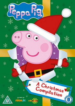 Peppa Pig: A Christmas Collection (DVD)