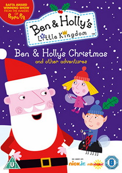 Ben And Holly'S Little Kingdom: Ben And Holly'S Christmas (DVD)