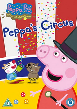 Peppa Pig Peppa'S Circus (DVD)