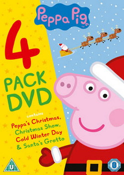 Peppa Pig: The Christmas Collection (Amaray) (DVD)