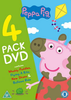 Peppa Pig: The Muddy Puddles Collection (Box Set) (DVD)