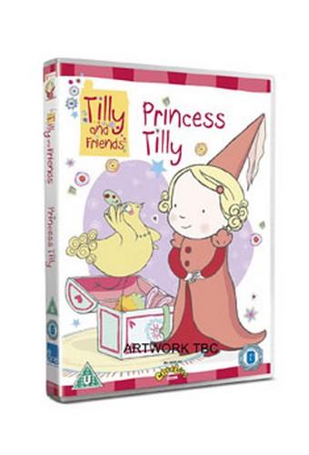 Tilly & Friends: Princess Tilly (Cbeebies) (DVD)
