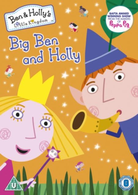 Ben & Holly - Big Ben & Holly (DVD)