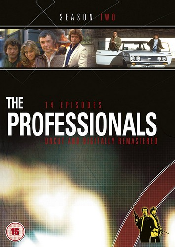 The Professionals - Series 2