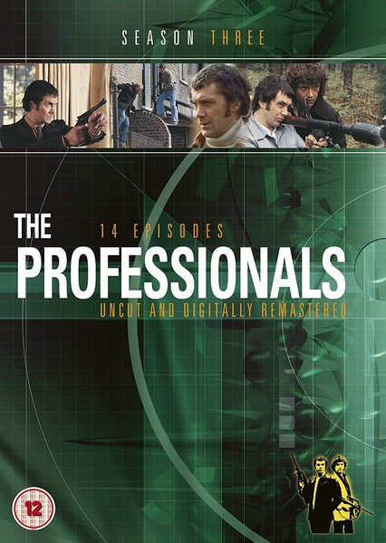The Professionals - Series 3