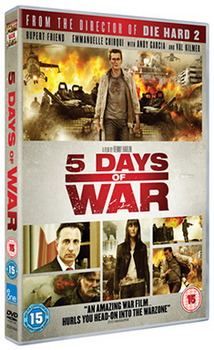 Five Days Of War (DVD)