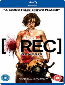 Rec: Genesis (Blu-ray)