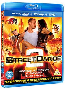 Streetdance 2 (3D Blu-ray)