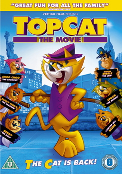 Top Cat - The Movie (DVD)