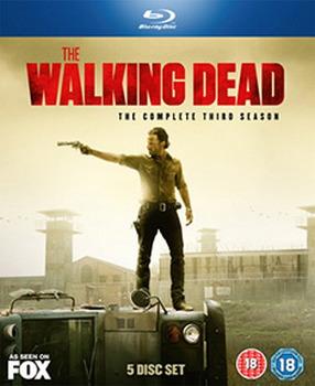 The Walking Dead - Season 3 (Blu-Ray)