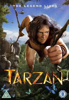 Tarzan [Blu-ray 3D + Blu-ray]