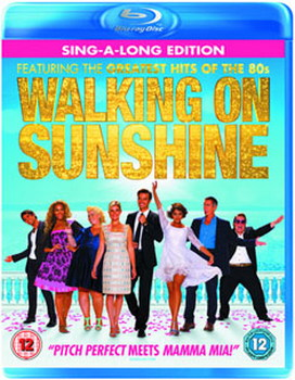 Walking on Sunshine [Blu-ray]