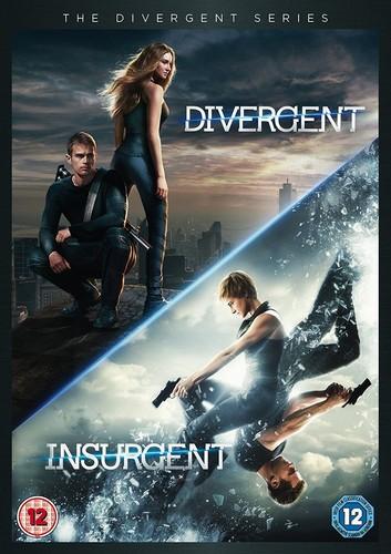 Divergent/Insurgent (DVD)